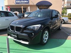 BMW X1sDrive 18i純正HDDナビTVフルセグ バックカメラ