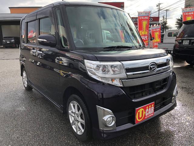 「ダイハツ」「タント」「コンパクトカー」「石川県」の中古車