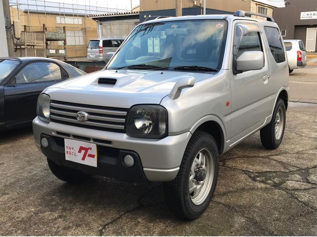 マツダ XC 4WDターボ キーレス 新品タイヤ 中古スタッドレス付