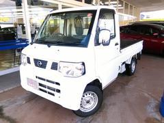 クリッパートラックDX 3方開 4WD 5MT エアコン パワステ