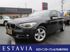 BMW116i スポーツ 純正HDDナビ HIDヘッドライト