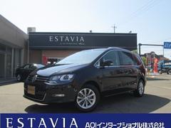 VW シャランTSI コンフォートライン 純正SDナビ フルセグTV Bカ