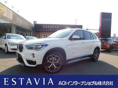 BMW X1sDrive 18i xライン 純正HDDナビ バックカメラ