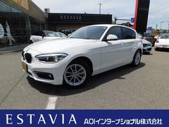 BMW118i  純正HDDナビ LEDヘッドライト ETC