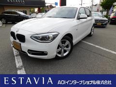 BMW116i スポーツ   純正HDDナビ バックカメラ