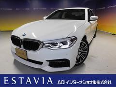 BMW523i Mスポーツ  インテリジェントSPKG  LED