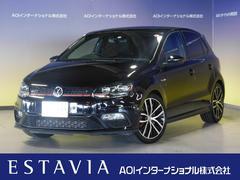 VW ポロGTIベースグレード ナビTV/LEDライト/Bカメラ/ターボ