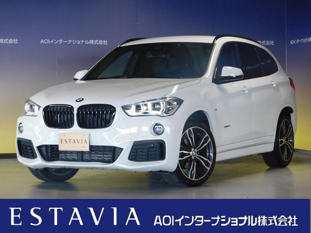 BMW sDrive 18i Mスポーツ HDDナビTV Rカメラ