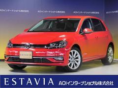 VW ゴルフTSIコンフォートラインテックエディション 1オーナー/ナビ