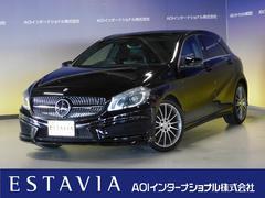 M・ベンツA180 スポーツ 純正HDDナビ/フルTV/オートHID