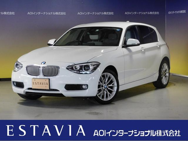 BMW 116i ファッショニスタ ナビ フルTV 後方ソナー
