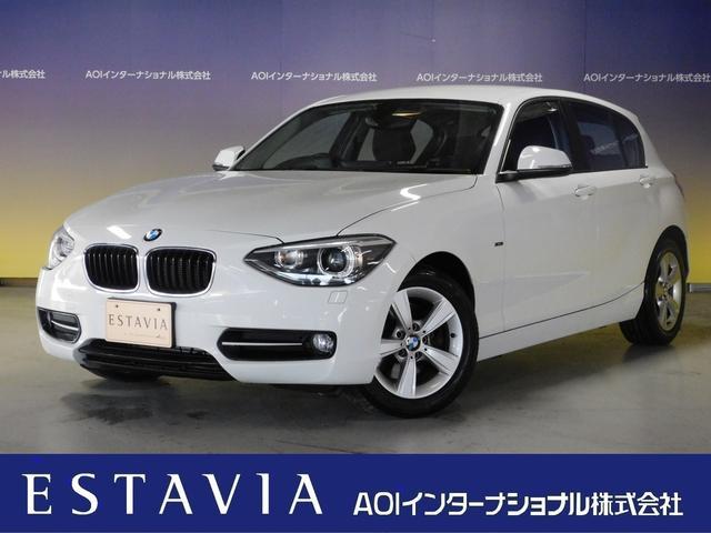 BMW 116i スポーツ HDDナビ HIDオート 純16AW
