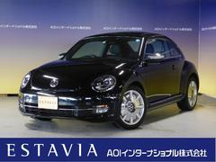 VW ザ・ビートルフェンダー・エディション 純正オーディオ/サンルーフ