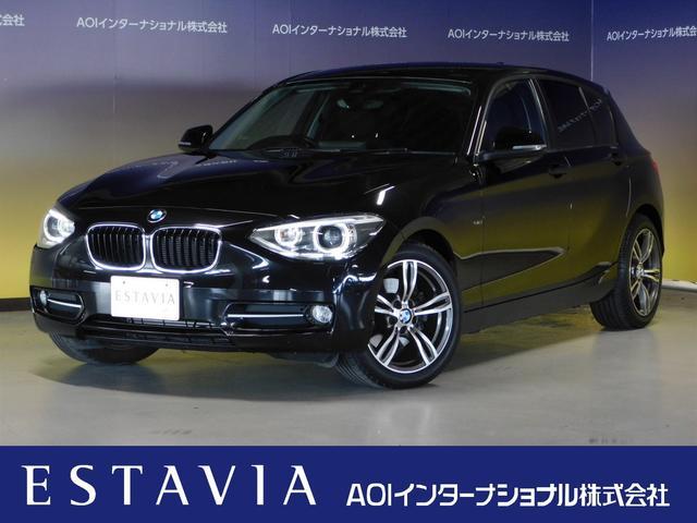 BMW 116i スポーツ Bカメラ Rソナー HDDナビ ETC