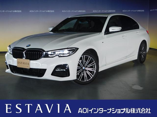 BMW 320d xDrive Mスポーツ 純正ナビ Bカメラ オートLEDライト 追従クルコン パーキングサポート パワーバックドア パワーシート ハーフレザーシート フルセグTV ブラインドスポット 純18インチAW
