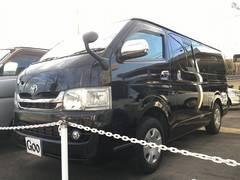 ハイエースバンロングスーパーGL 4WD ディーゼル