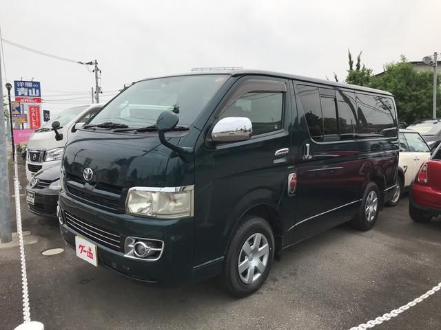 トヨタ DX ナビ TV 4WD ETC