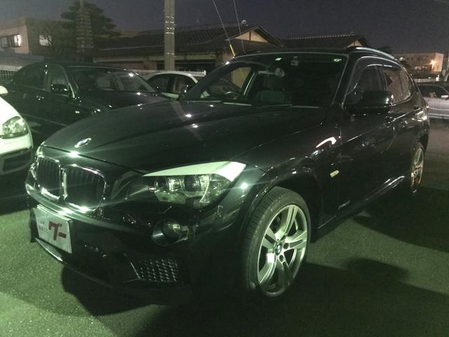 BMW xDrive 20i 4WD AW ワンオーナー オーディオ付 HID スマートキー AT AC パワーウィンドウ