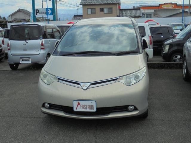トヨタ エスティマ X