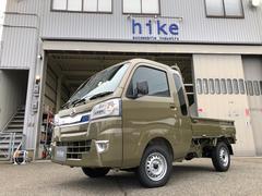 ハイゼットトラックジャンボSAIIIt 4WD 4速オートマチック