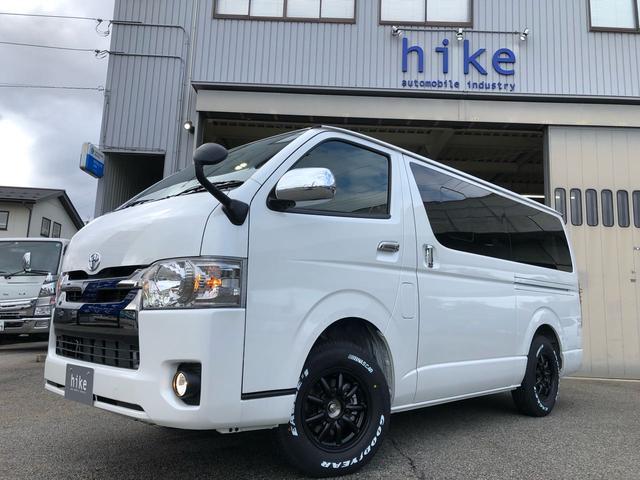 トヨタ スーパーGL 4WD 新車未登録 ダークプライムII
