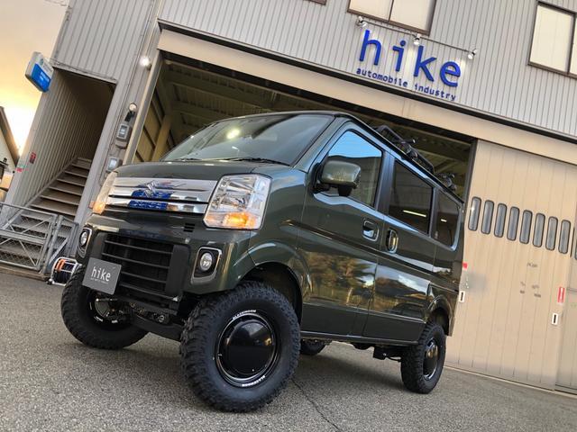 スズキ PZターボ 4WD 4インチリフトアップ 在庫あり即納車