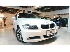 BMW320iツーリング 社外2DINHDDナビ Bカメラ ETC