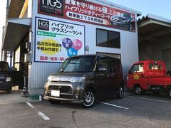 タントカスタムX ナビ 軽自動車 AT エアコン