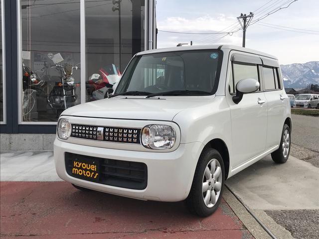 スズキ Xセレクション 軽自動車 パールホワイト CVT 保証付