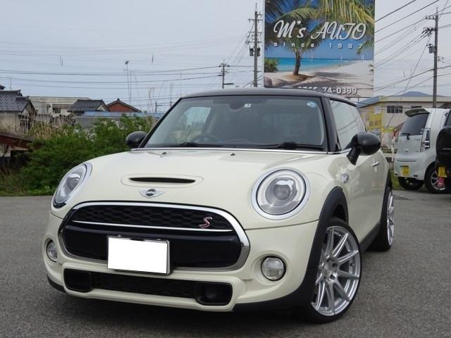 「MINI」「MINI」「コンパクトカー」「富山県」の中古車