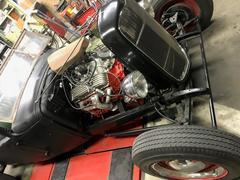 フォードモデルA ロードスター チョップトップ 30's