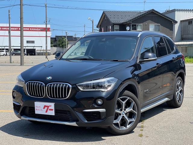 BMW X1 sDrive 18i 禁煙車 TV地デジ スタッドレスタイヤ