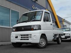 ミニキャブトラックVタイプ 4WD エアコン パワステ オートマ オートマ
