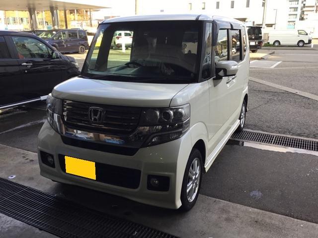 ホンダ G・Lパッケージ 4WD ギャザズナビ