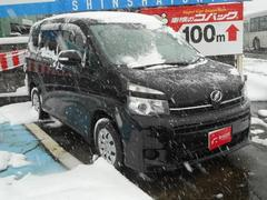 ヴォクシーX Lエディション 4WD HDDナビTV 後席モニター付き