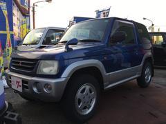 パジェロミニV キーレス 4WD