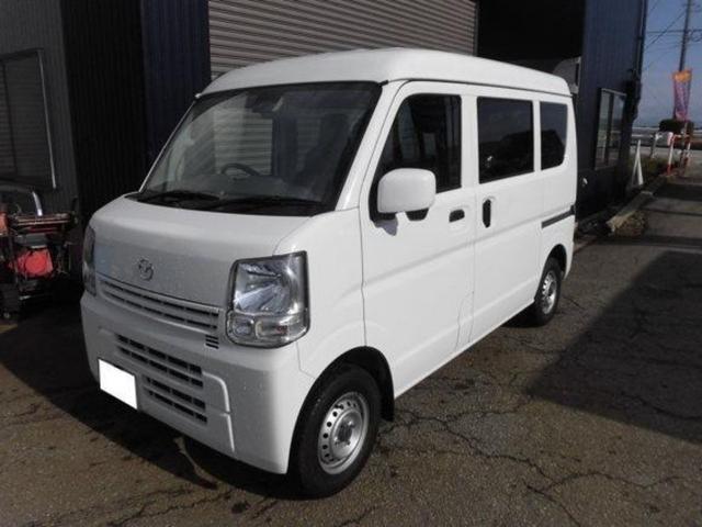 マツダ PCスペシャル 4WD ハイルーフ 5AGS車 CD