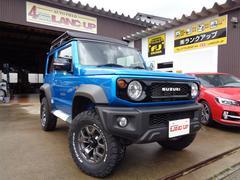 ジムニーシエラJC 4WD 5MT グロスブラックツートン仕様 Sヒーター