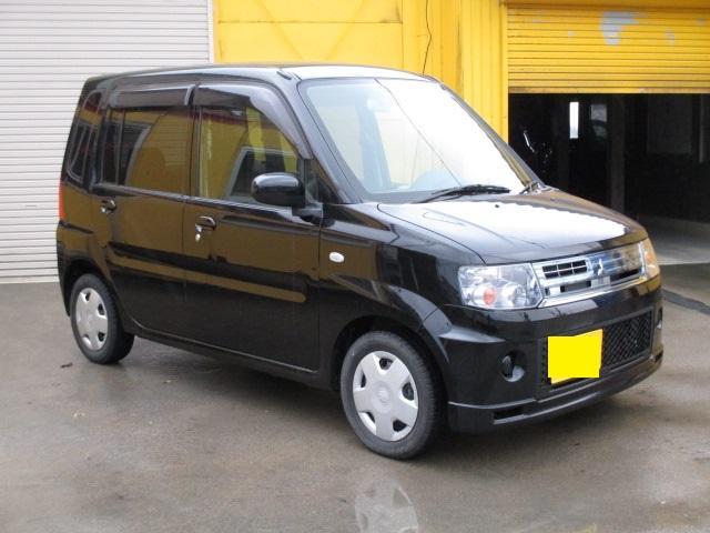 三菱 G 4WD 純正CD MD シートヒーター付