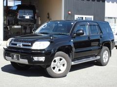 ハイラックスサーフSSR−G 4WD 社外ナビ フルセグ ETC