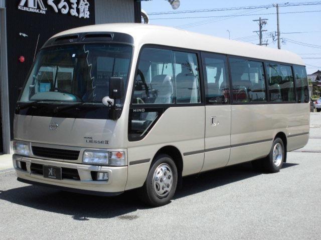 日野 EX 29人乗り ワンオーナー ディーゼル車
