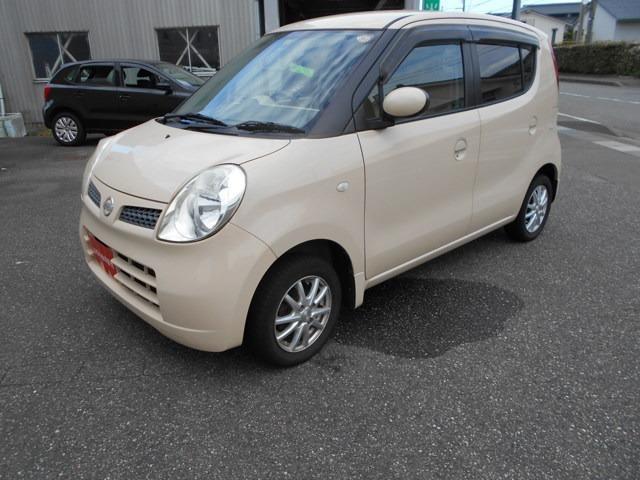 日産 E 社外アルミ スマートキー ベンチシート CD 軽自動車
