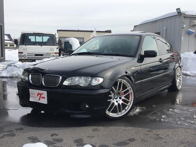 BMW 3シリーズ 325i Mスポーツパッケージ 車高調 エアロ...