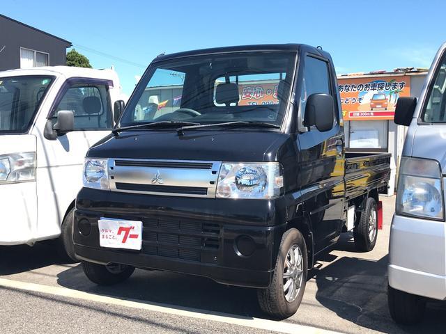 三菱 エアコン マニュアル5MT 軽トラック AW12インチ CD