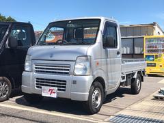 キャリイトラック4WD エアコン マニュアル5速 軽トラック CD AUX