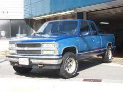 シボレー K−1500EXキャブ シルバラード 切り替え4WD CD 1ナンバー