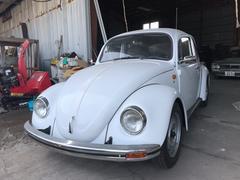 VW ビートルメキシコビートル 左ハンドル 4MT オーディオ付き