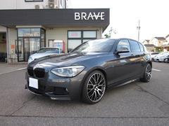 BMW116i Mスポーツ 地デジ バックカメラ レイズ19アルミ