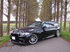 BMW中期 523iツーリングMスポーツ 2Lターボ 20RAYS