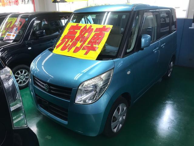 「スズキ」「パレット」「コンパクトカー」「福井県」の中古車